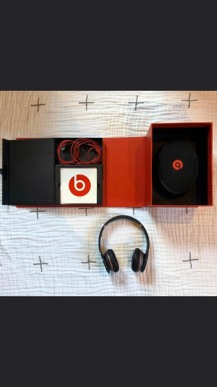 Beats by Dr. Dre Wired/Bluetooth Headpho