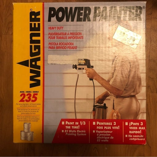 Wagner Power Painter (New sealed)
