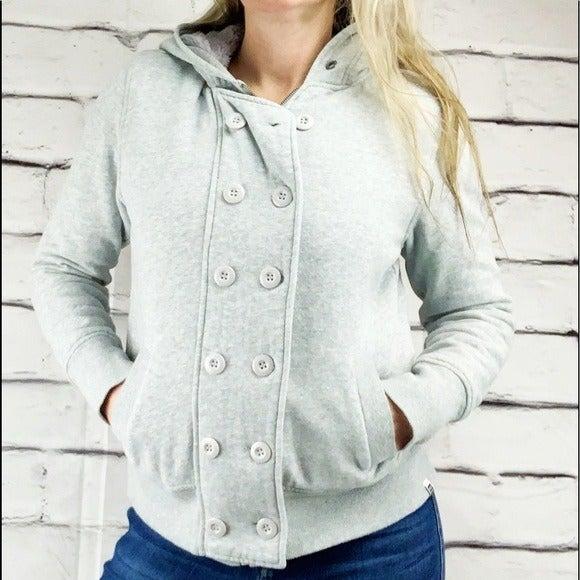 Roxy hooded faux fur lined jacket