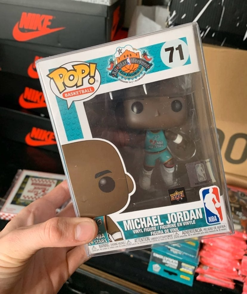 Michael Jordan 71 Funko Pop '96 All Star