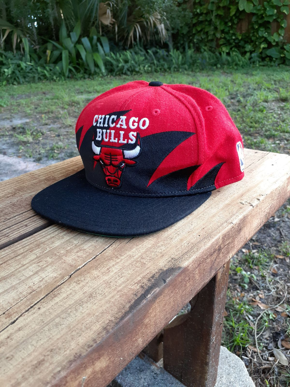 Vintage 90s Chicago Bulls Snapback