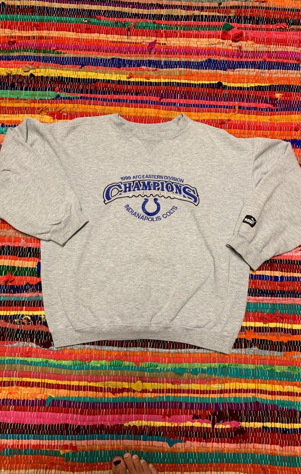 99' Indianapolis Colts Champs Crewneck