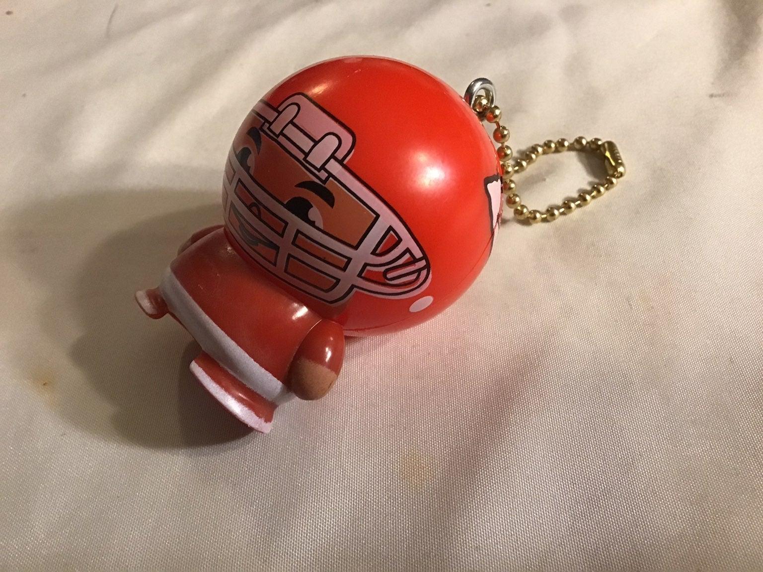 Handmade Kansas City Chiefs Ornament