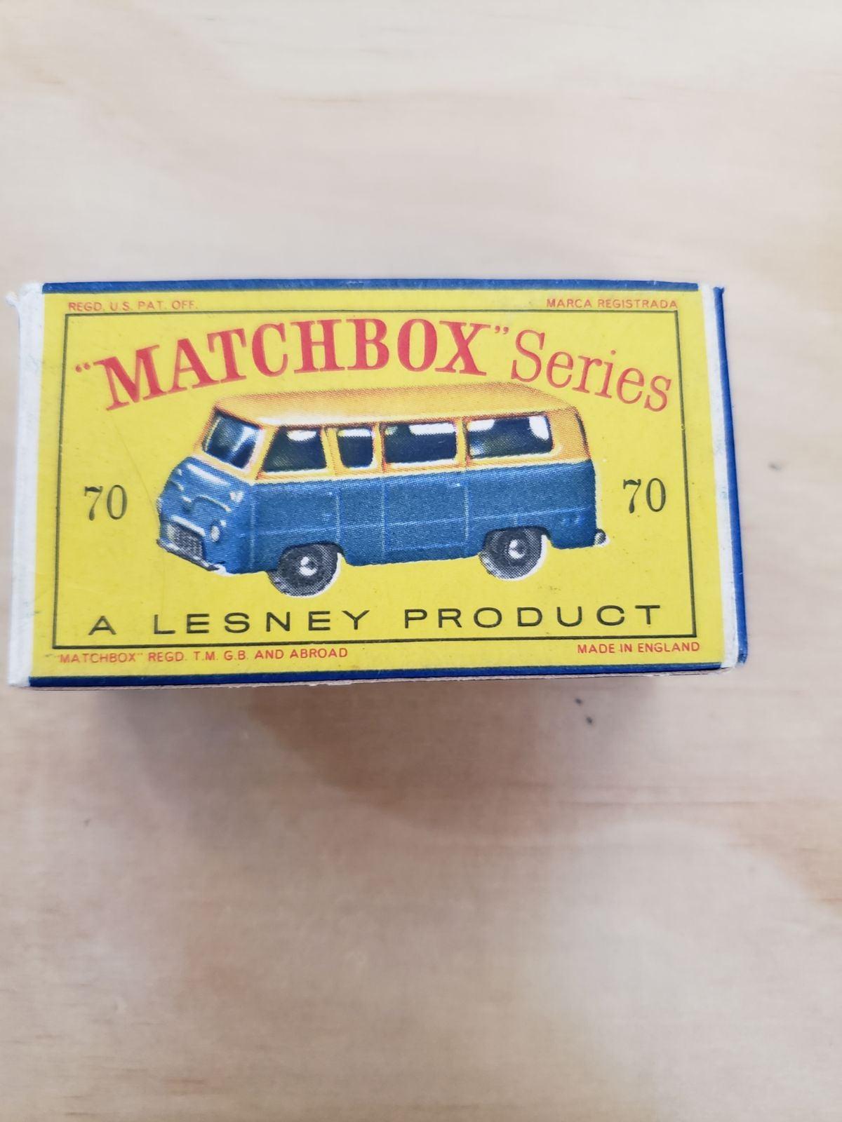 Matchbox Car Thames Estate & Station Wag