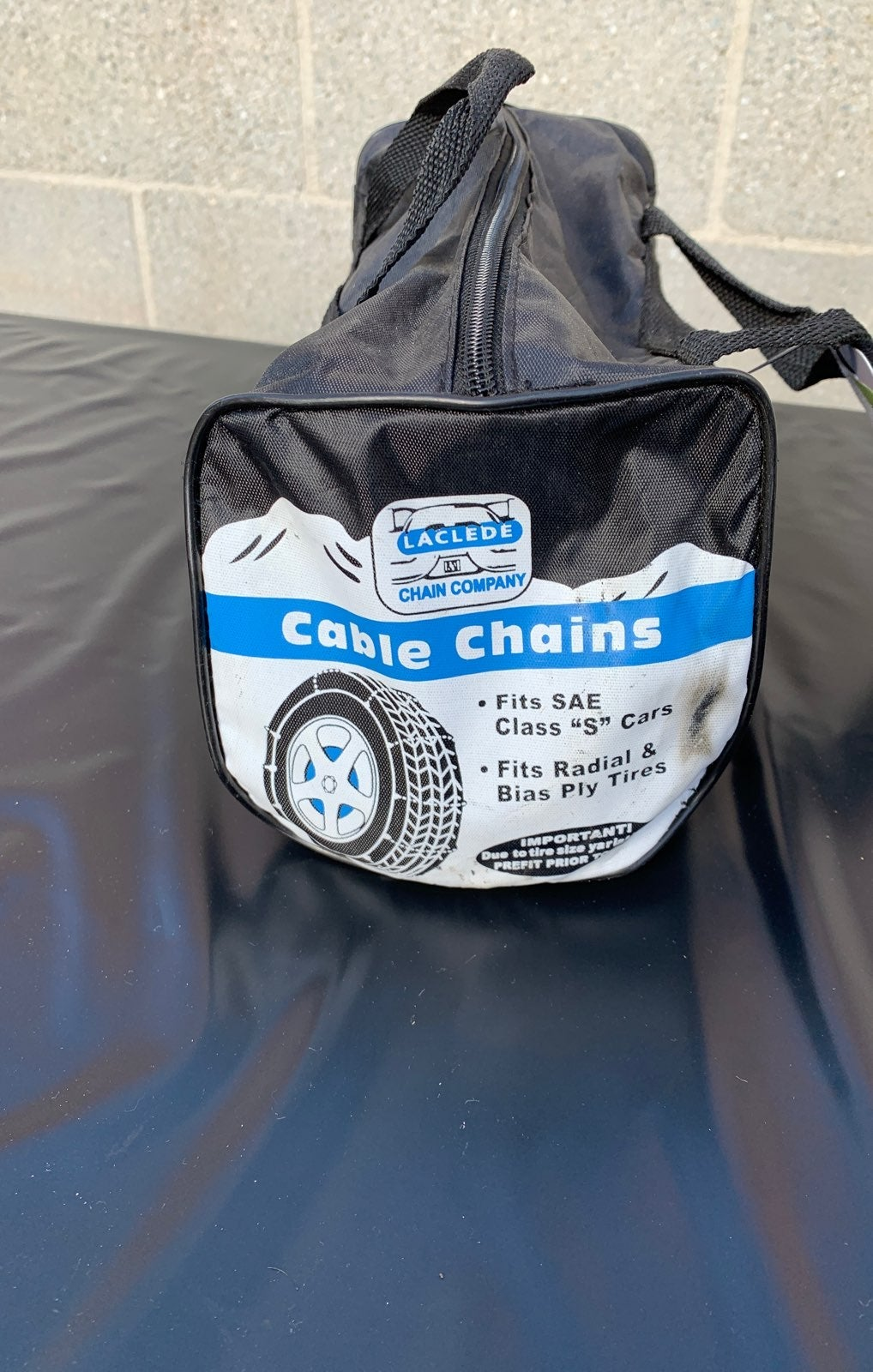 Laclede Passenger Cable chains