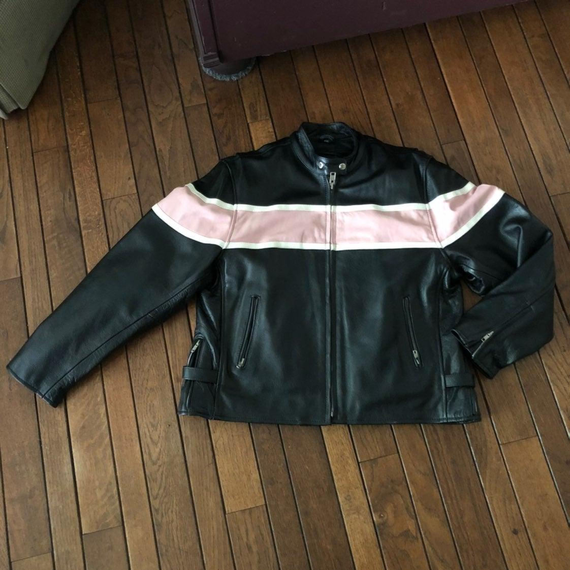Allstate Leather Jacket Harley-Davidson
