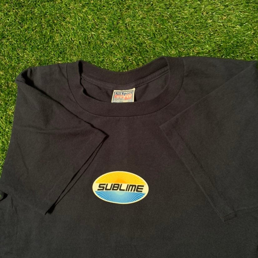 Vintage Sublime Concert Tee Shirt