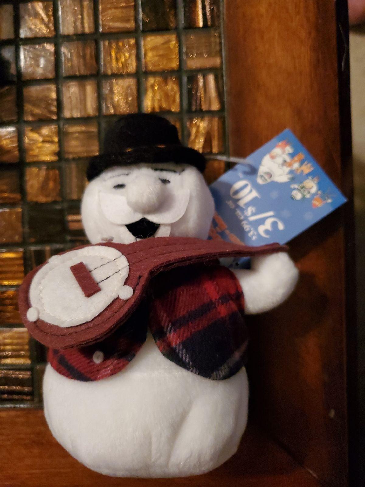 Sam the snowman Rudolph and the island o