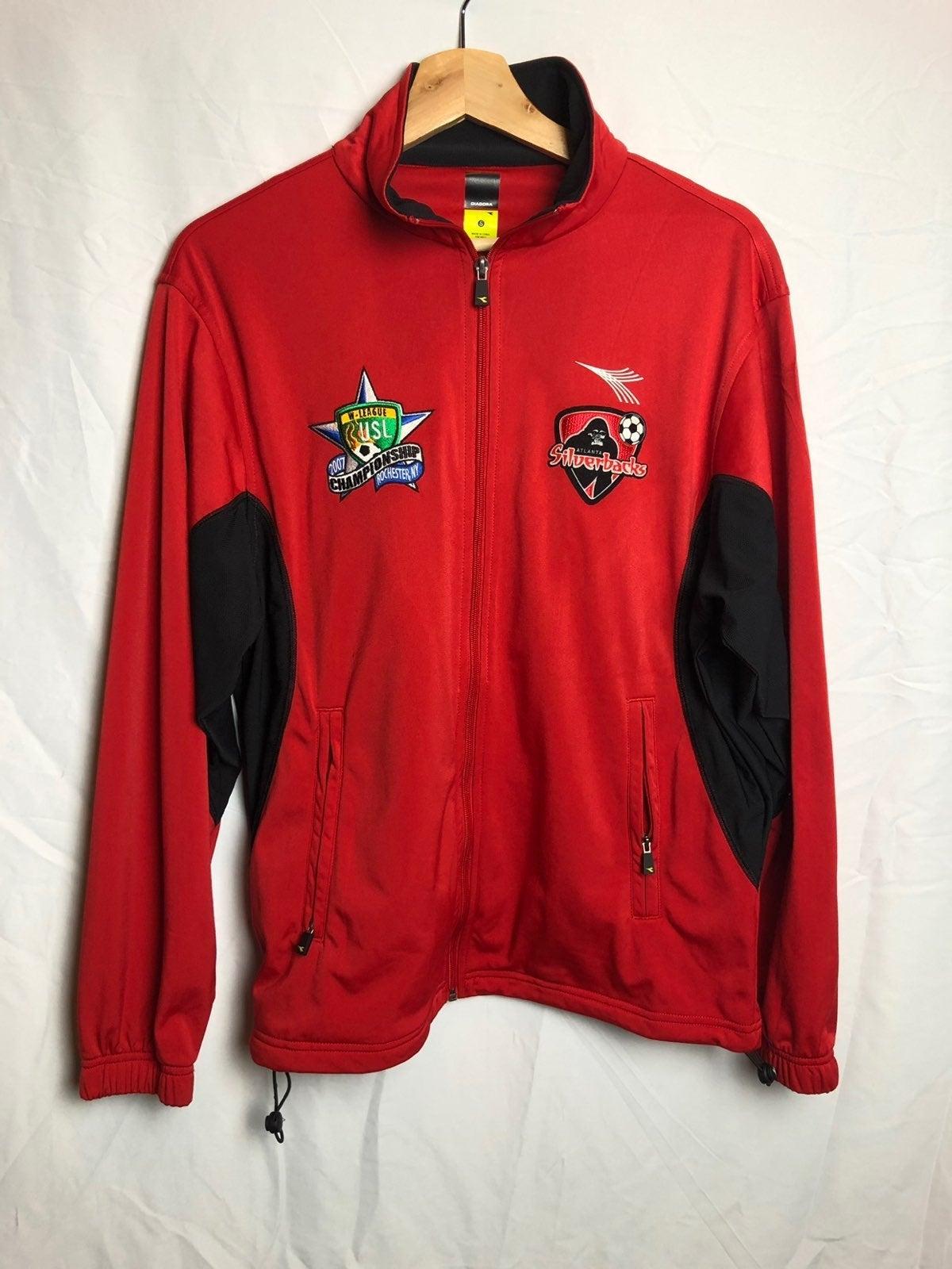 Vintage Atlanta Silverbacks Jacket