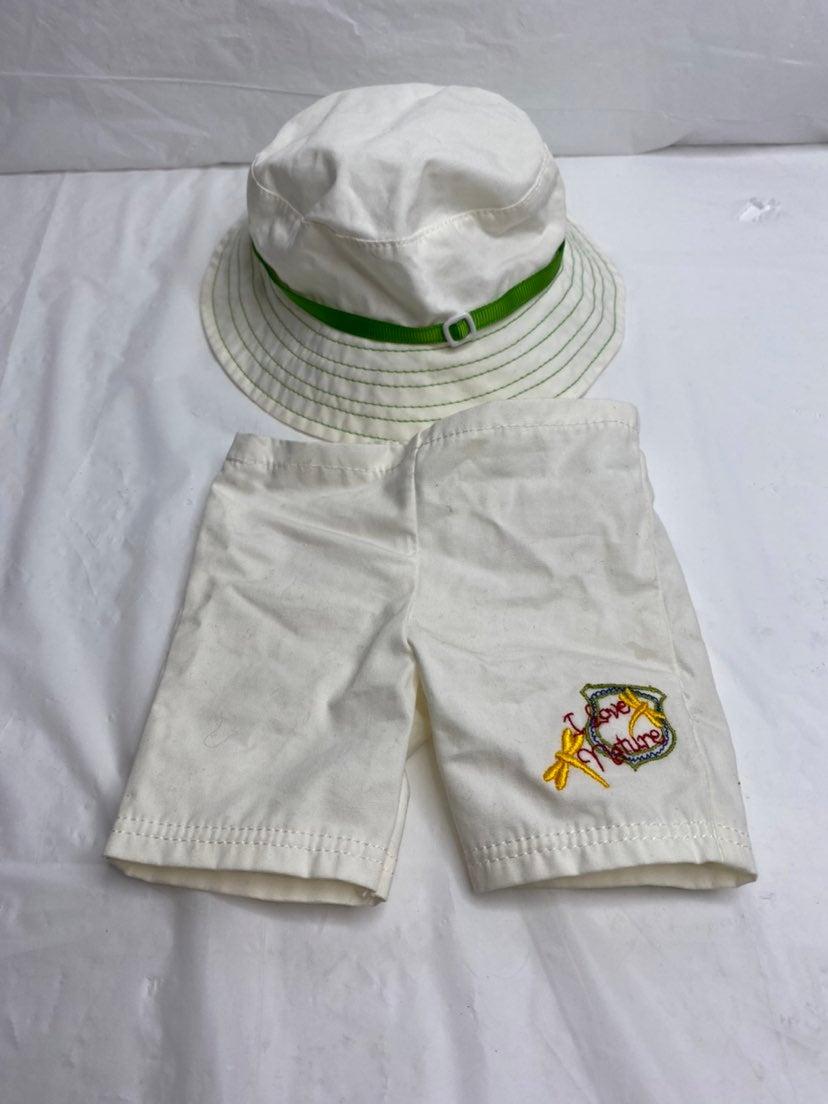 American Girl Doll Lanie's Pants/Hat