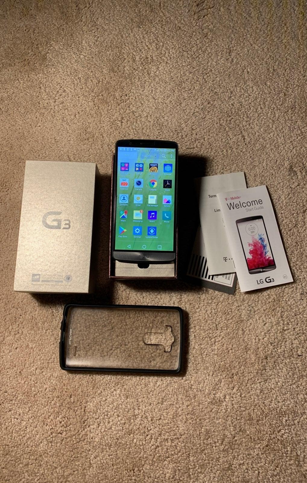 LG G3 LG-D851 32GB 4GLTE