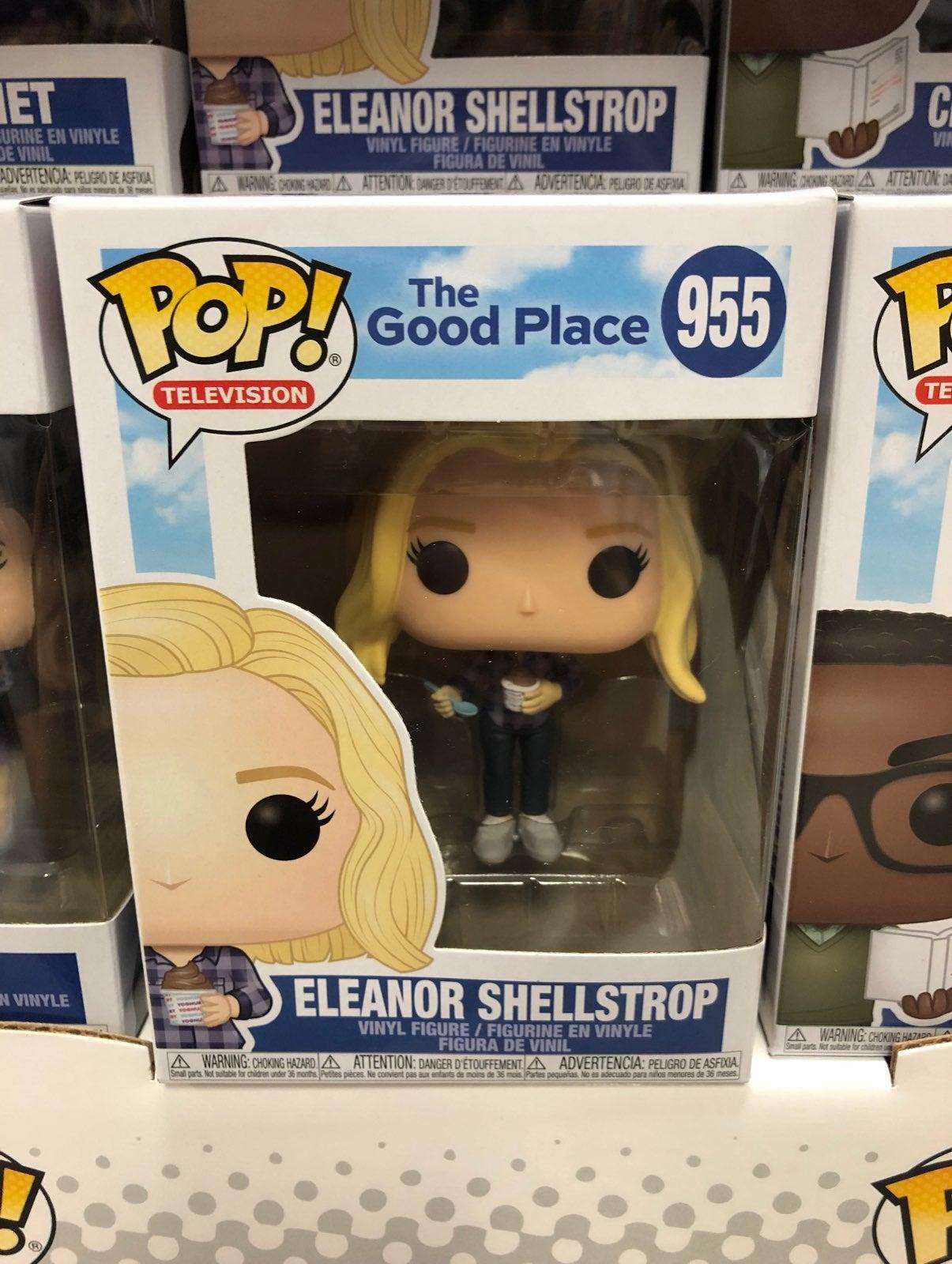 Funko Pop 955 Eleanor Shellstrop