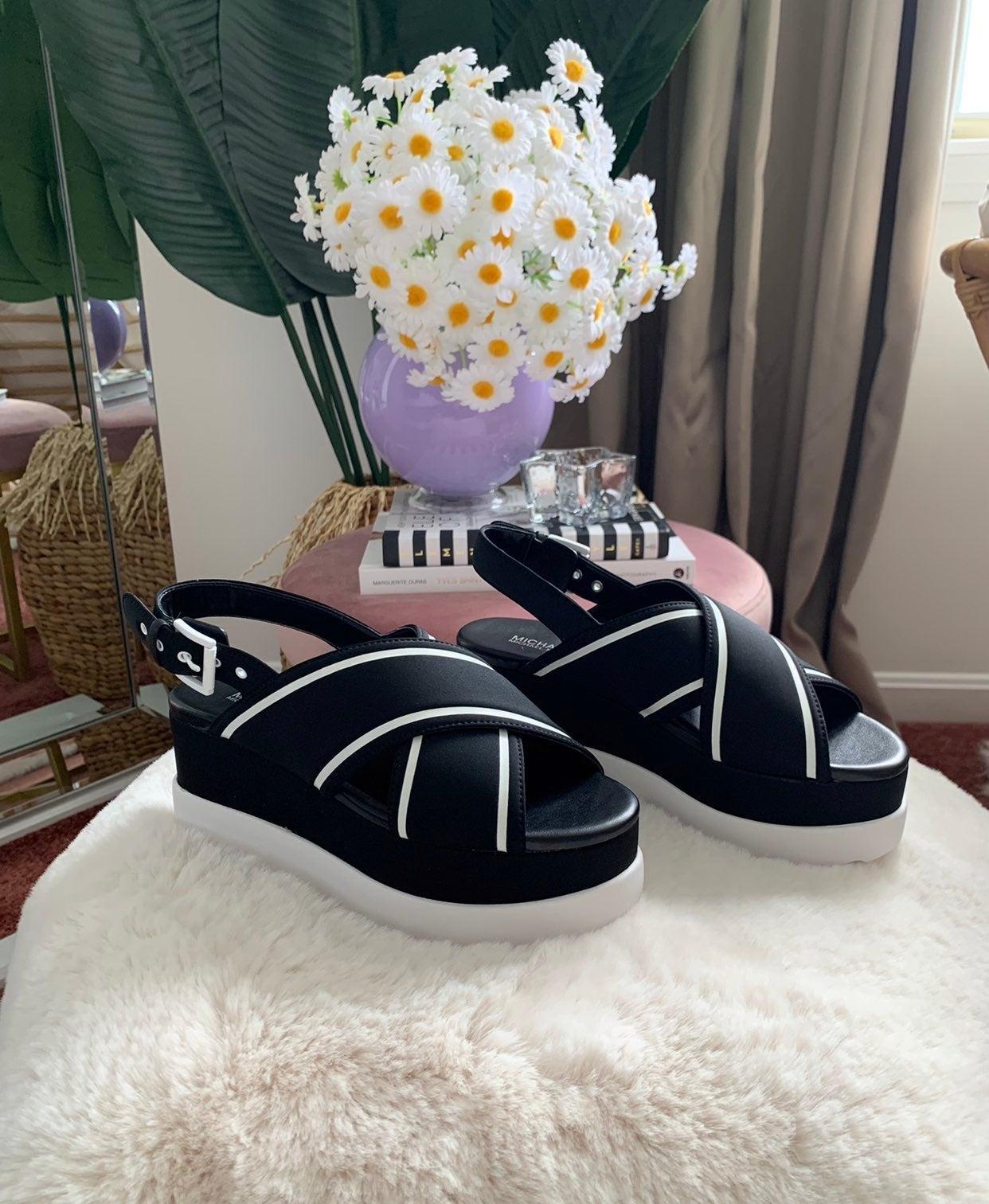 Michael Kors Becker Scuba Sandal US 5.5