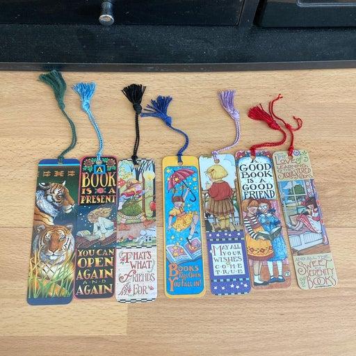 7 Bookmarks