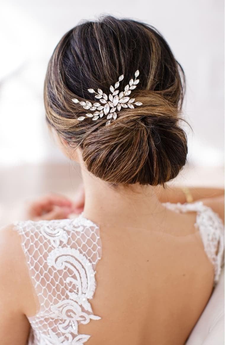 Brides & Hairpins Isadora Crystal Clip