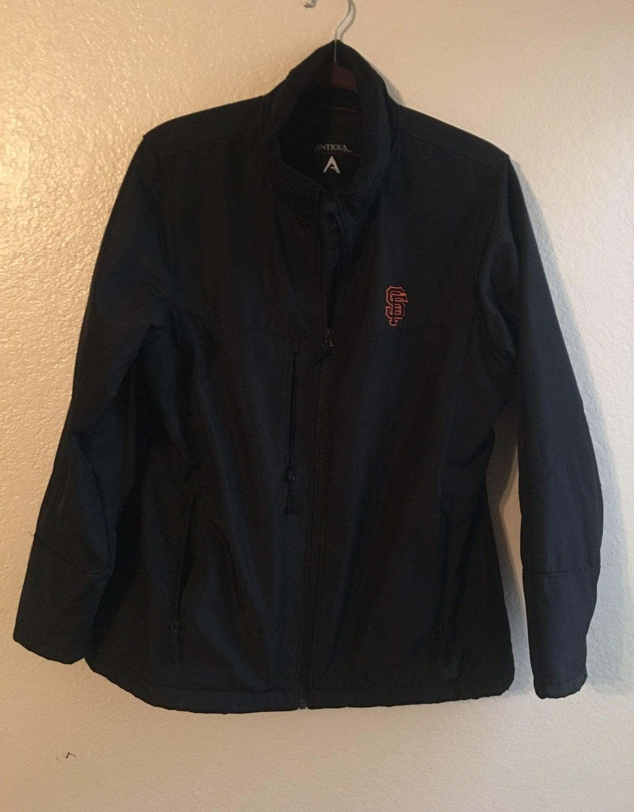 Giants Baseball Jacket