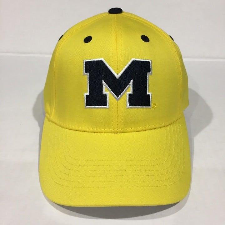 MICHIGAN WOLVERINES NCAA Hat Cap OSFA!