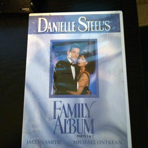 Family Album DVD (Rare Danielle Steel)