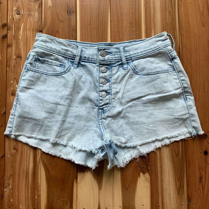 Abercrombie & fitch high waist shorts 6