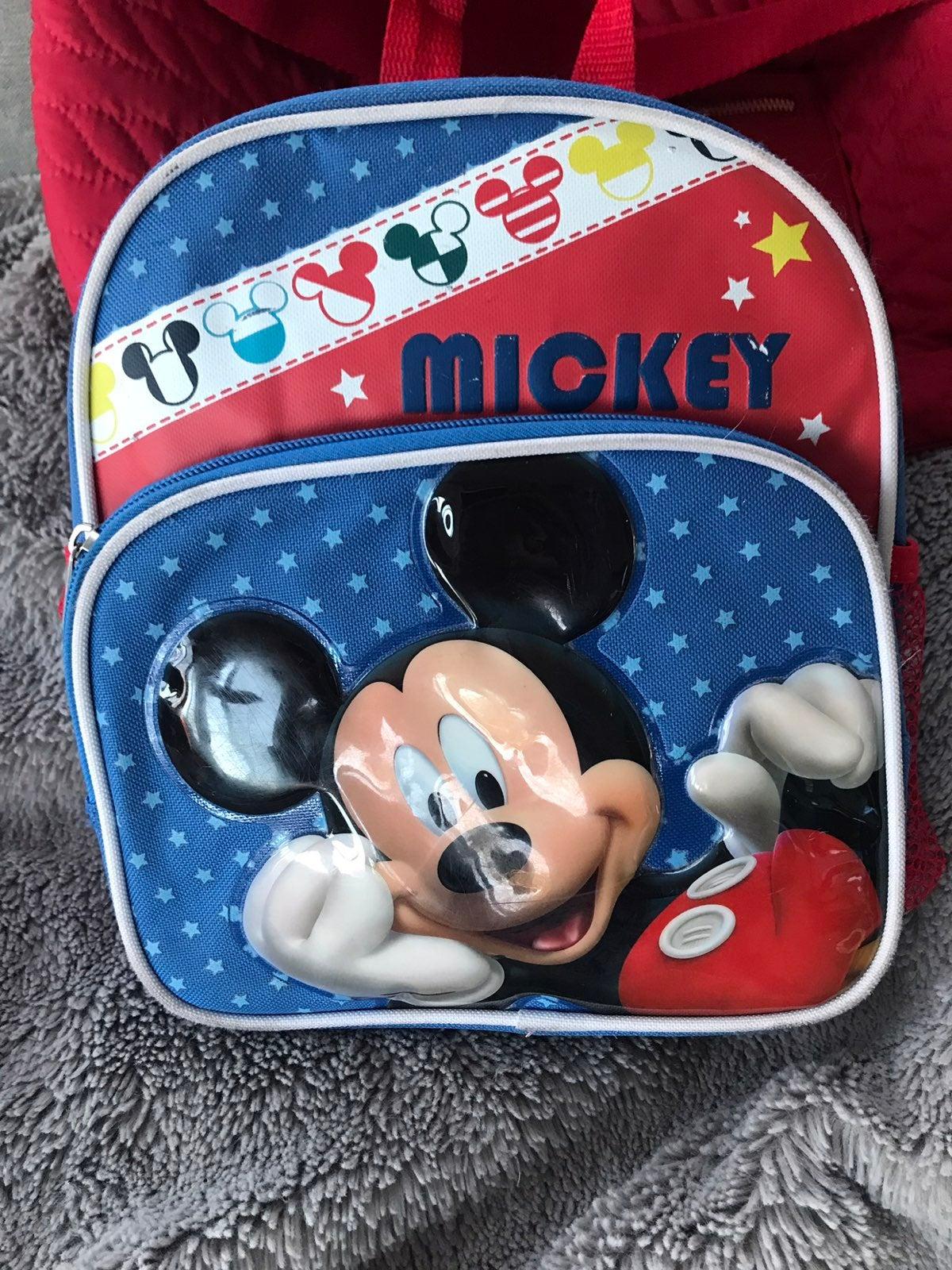 Vintage Disney Backpack