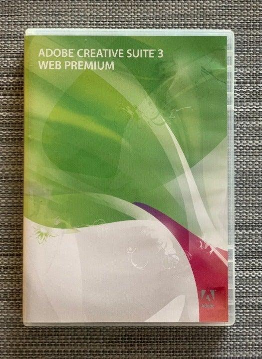 Creative Suite 3 Web Premium for Windows