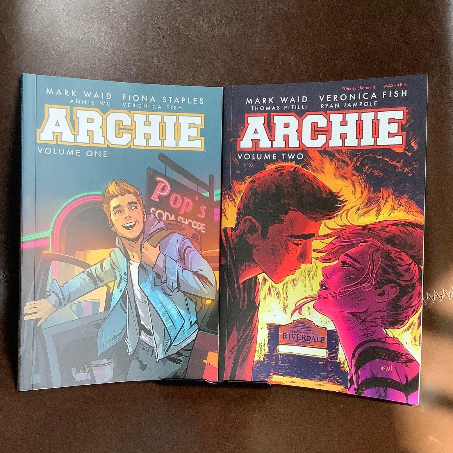 Archie Comics Volume 1 & 2