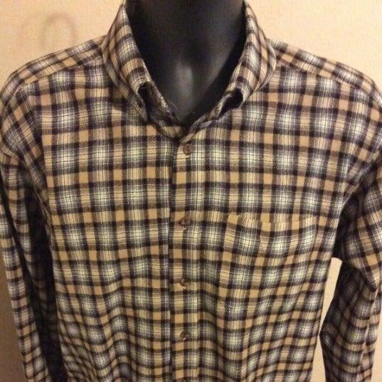 Sir Pendleton Virgin Wool Button shirt