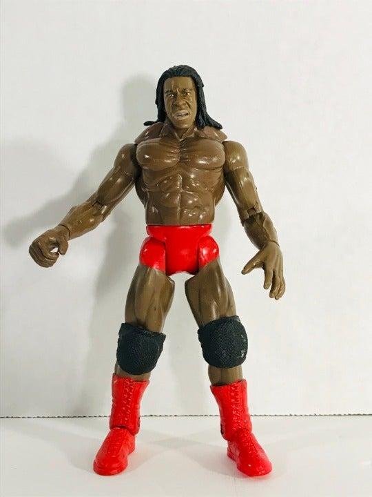 WWE Booker T Wrestling Action Figure