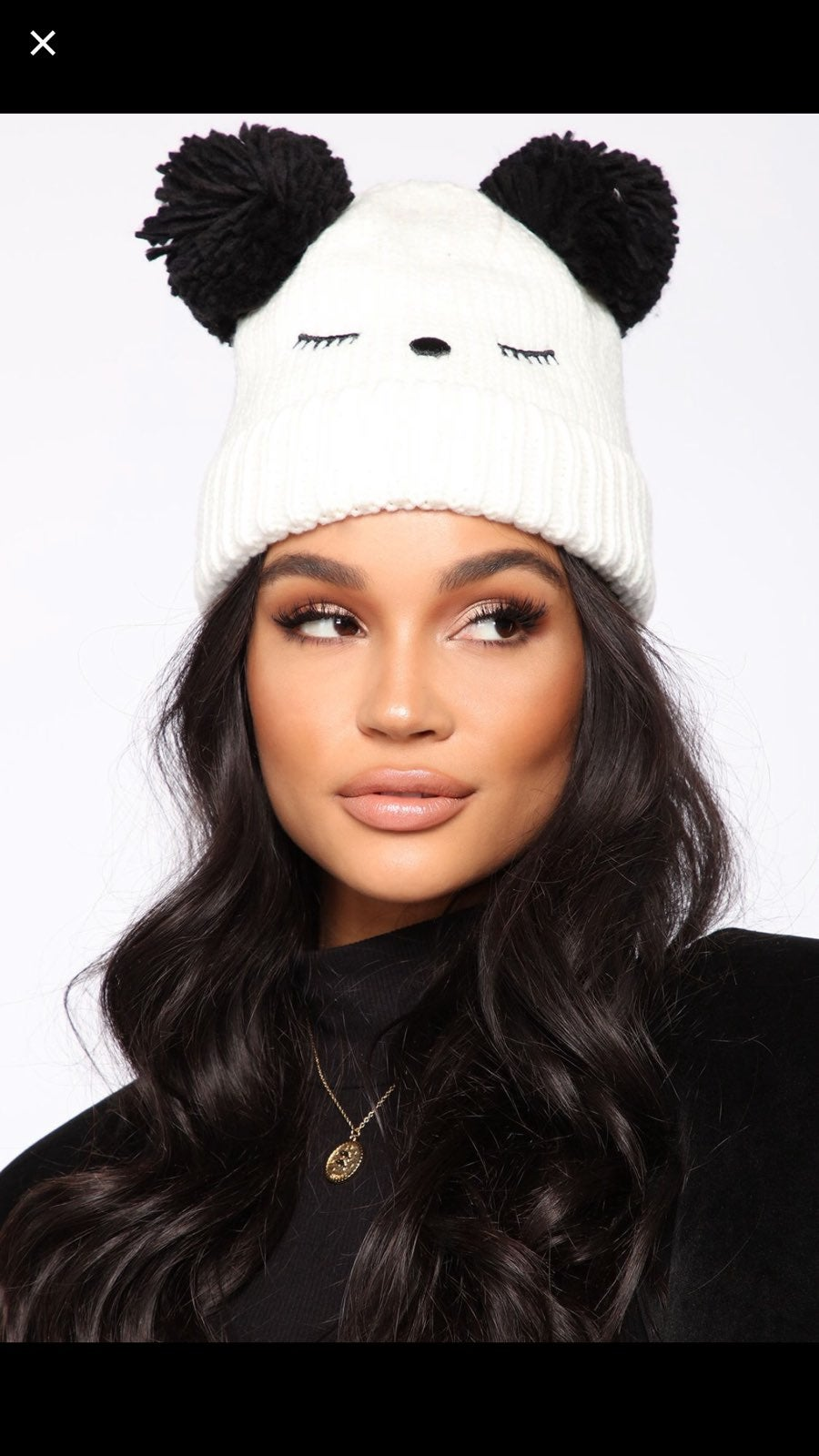 Fashion Nova hat