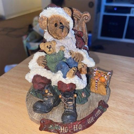 Boyds Bears Musical Figurine