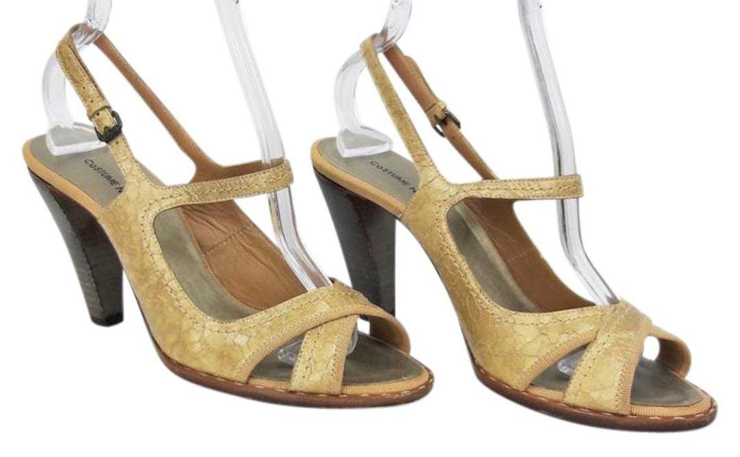 COSTUME NATIONAL Slingback Sandal