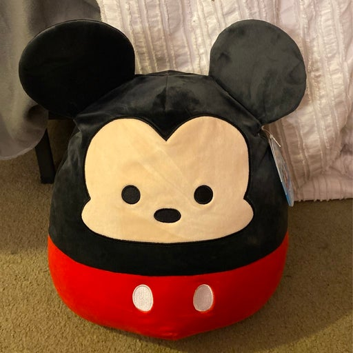 Mickey Mouse Squishmallow