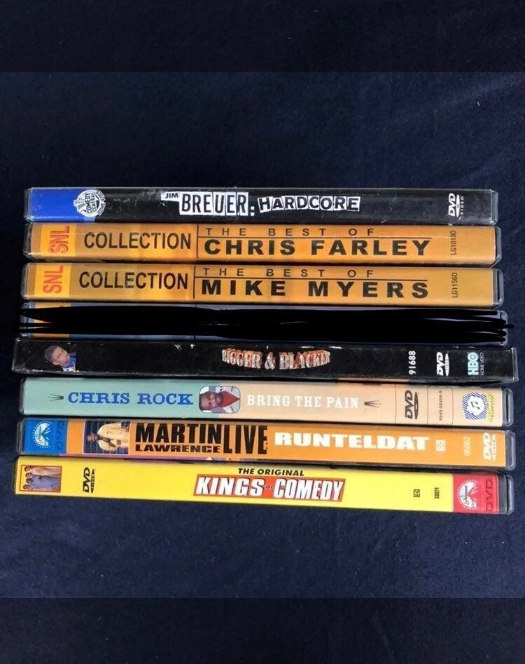 Stand Up Comedy DVD Bundle