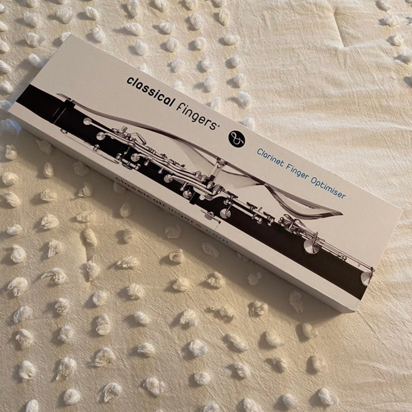 Classical Fingers Clarinet Optimizer NWT