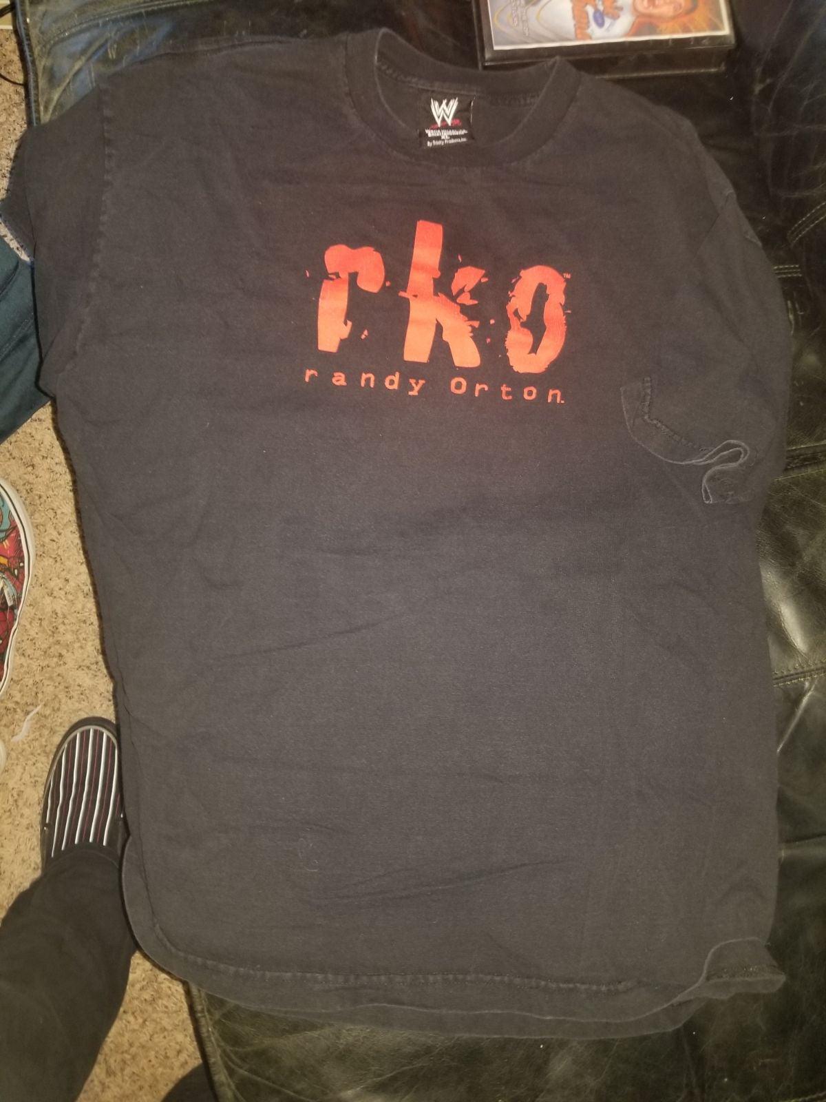 Wwe randy orton shirt