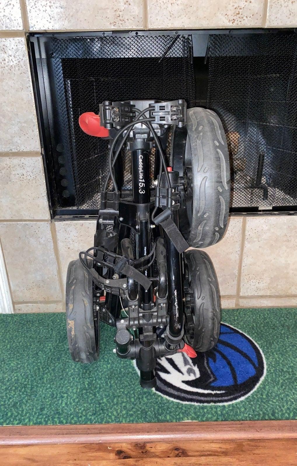 Caddytek CaddyLite 15.3 pull/push cart