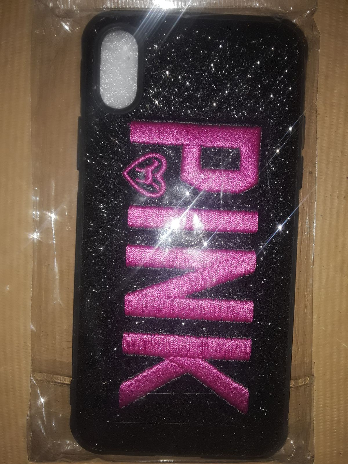 Pink iPhone 7/8 case!!
