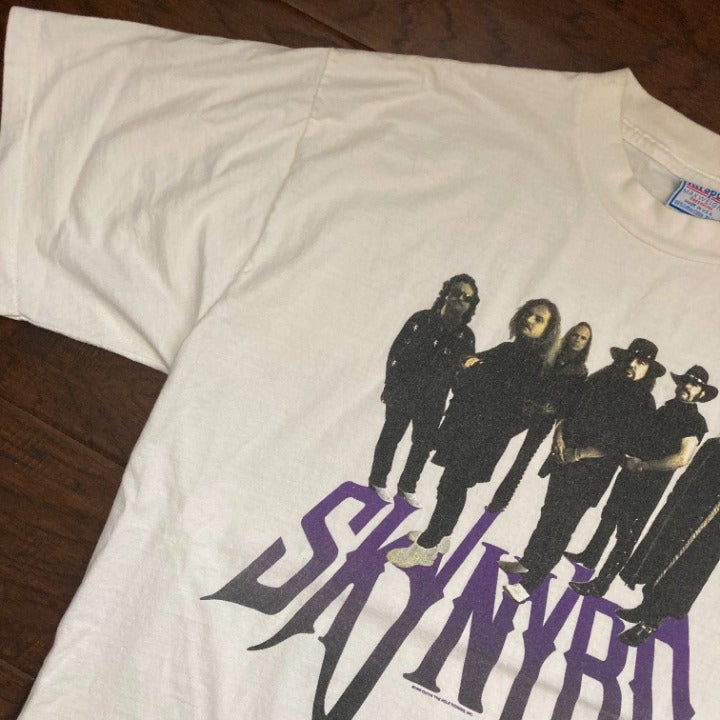 Vintage Skynyrd Band All Sport Max Tee