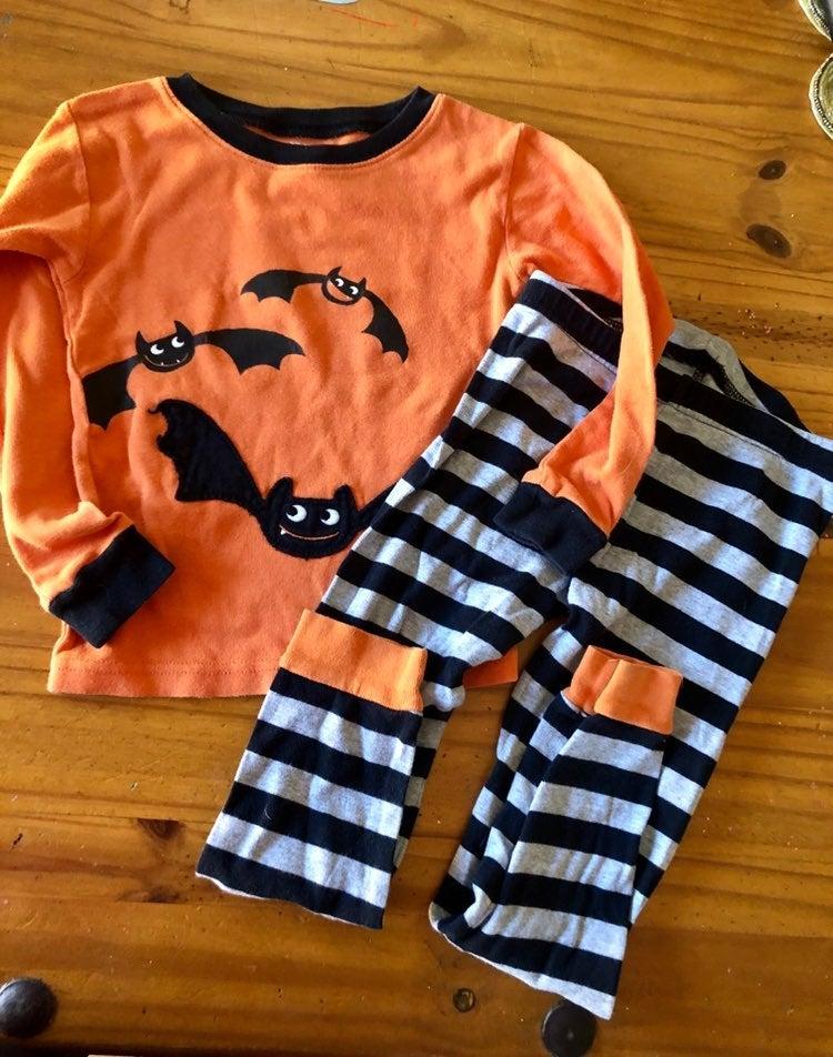 Halloween Pajamas 4T carters boys or neu