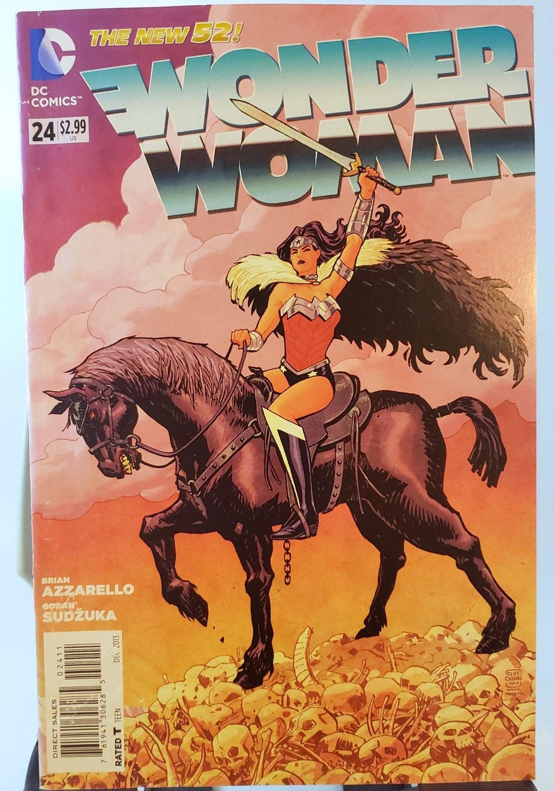 Wonder Woman Issue 24 New 52 DC COMICS