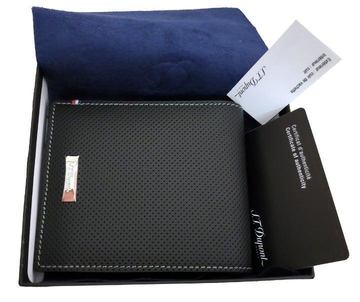 S.T. Dupont Défi 8 card wallet
