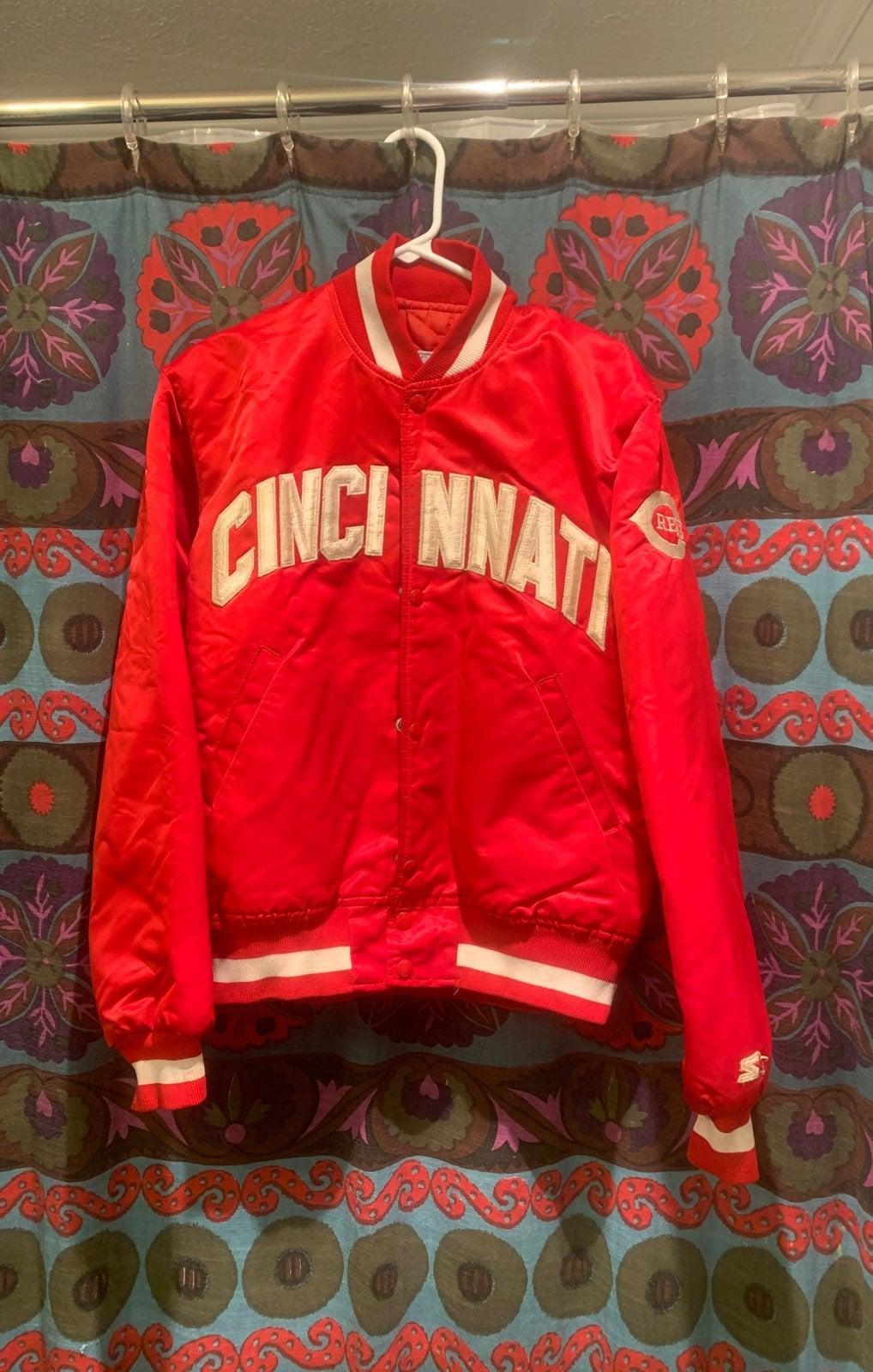 Vintage Starter  jacket Cincinnati Reds
