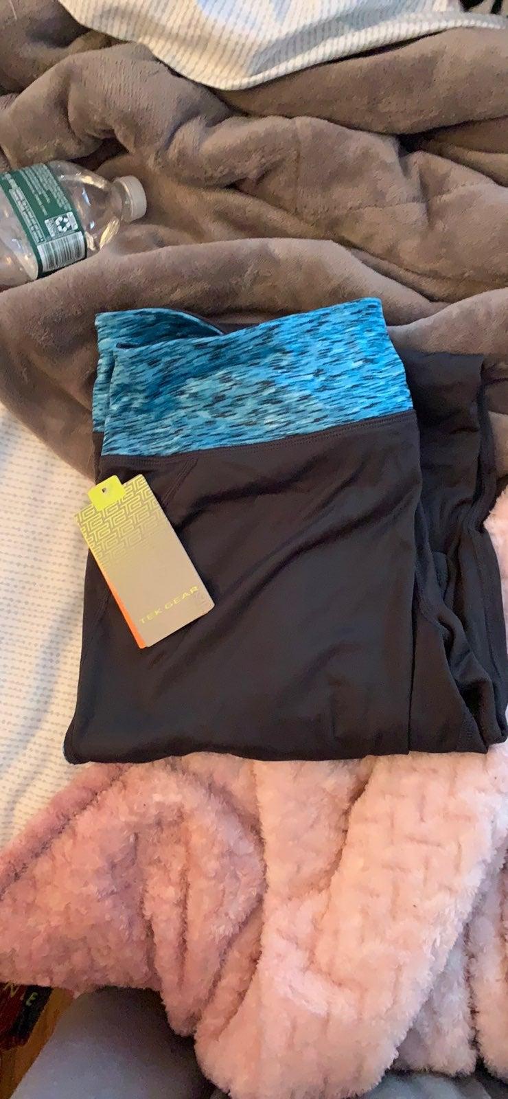 Tek Gear fleece lined leggings