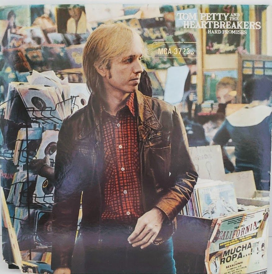 Tom Petty and The Heartbreakers Hard Pro