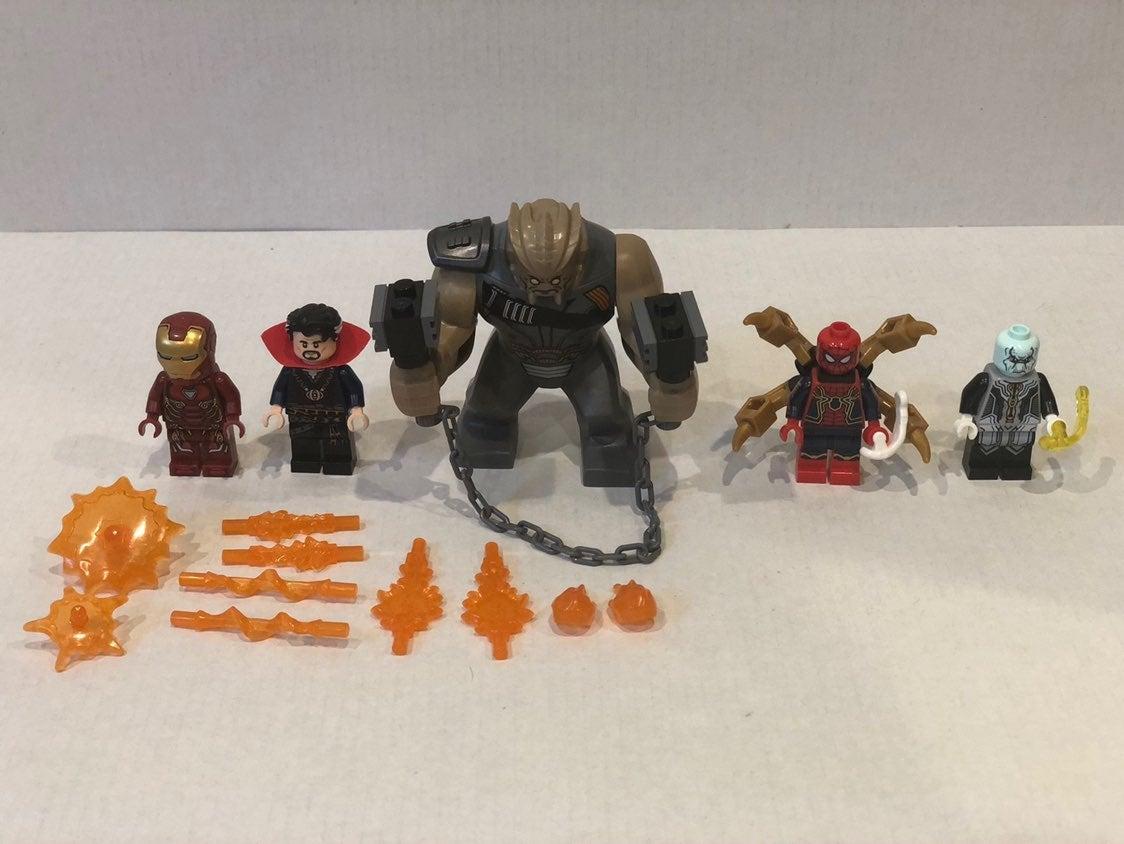 Marvel Avengers Minifigures ONLY