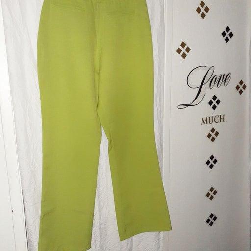Generra Lime Green Pants