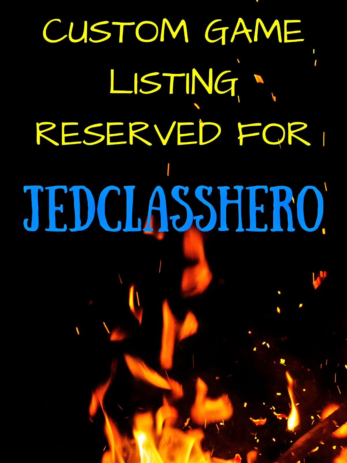 RESERVED FOR JEDCLASSHERO