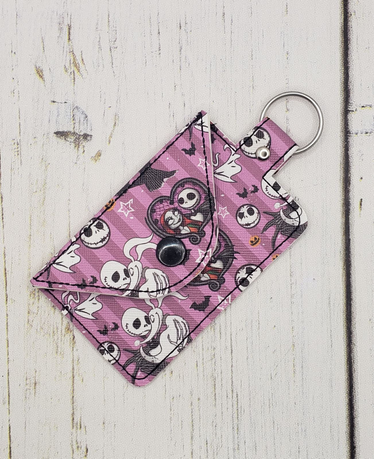 Love Jack and Sally Card Holder