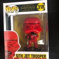 Funko Sith Trooper Statues Bobbleheads Mercari