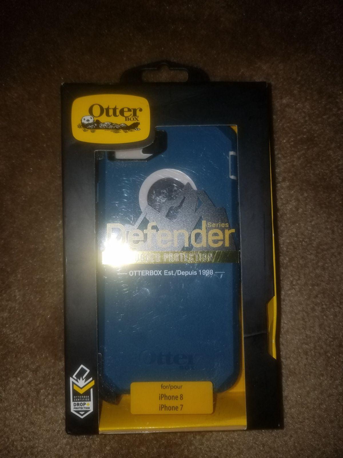 OtterBox Defender iPhone 7/8 Blue